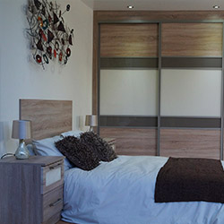 Sliding Door Bedrooms